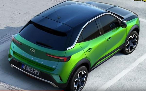 Opel Mokka 2021. world best car world best car in 2020