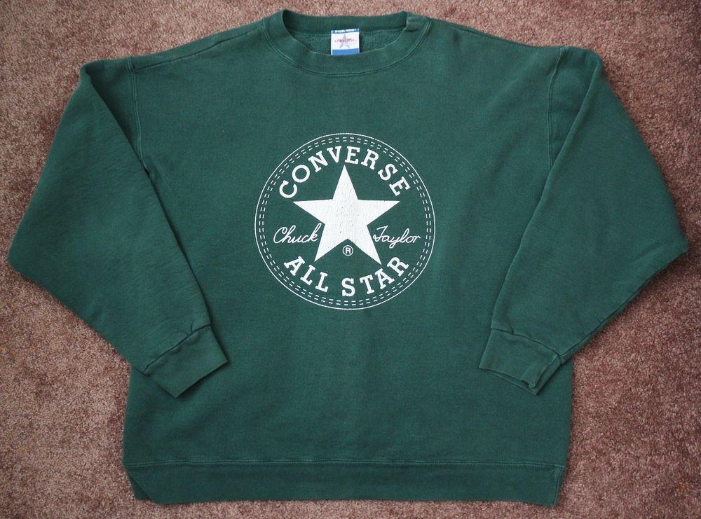 chuck taylor sweatshirt