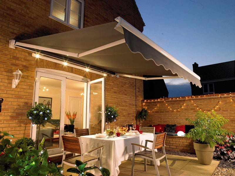 Image result for How do Retractable Awnings Stand Up Against the Harsh Elements?