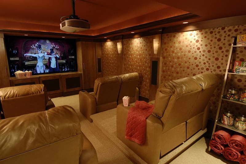 excellent home theater ideas. Archaic Home Movie Theater Ideas  Excellent Design Entrancing In Wall