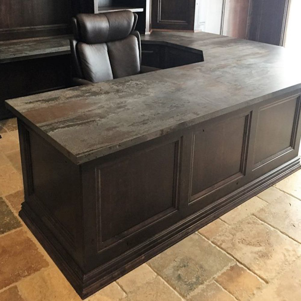 dekton trilium is a sophisticated office look design by surface solutions inc design for. Black Bedroom Furniture Sets. Home Design Ideas