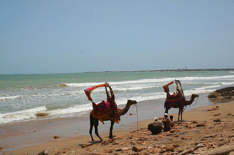 Hawks Bay Beach , Karachi. | Karachi, City pictures, Sindh