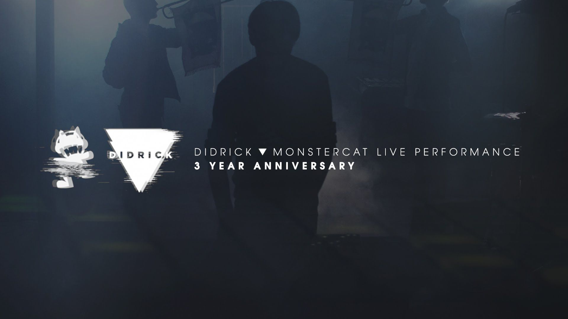 Monstercat Live Performance by Didrick [3 Year Anniversary Mix] plz watch plz monster c a t  i maker