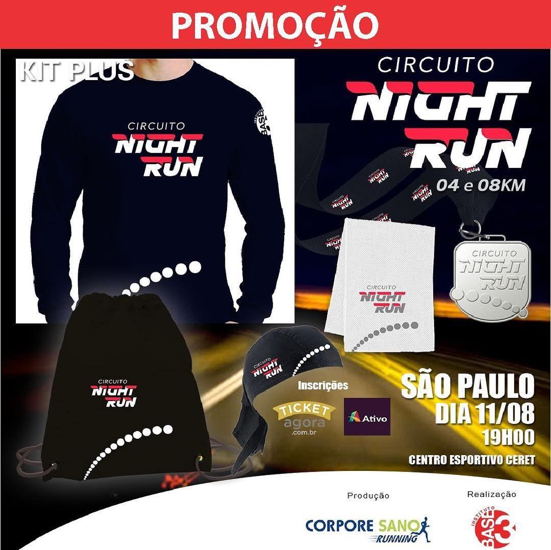 Circuito Night Run : Medalha corrida circuito night run etapa saquarema r