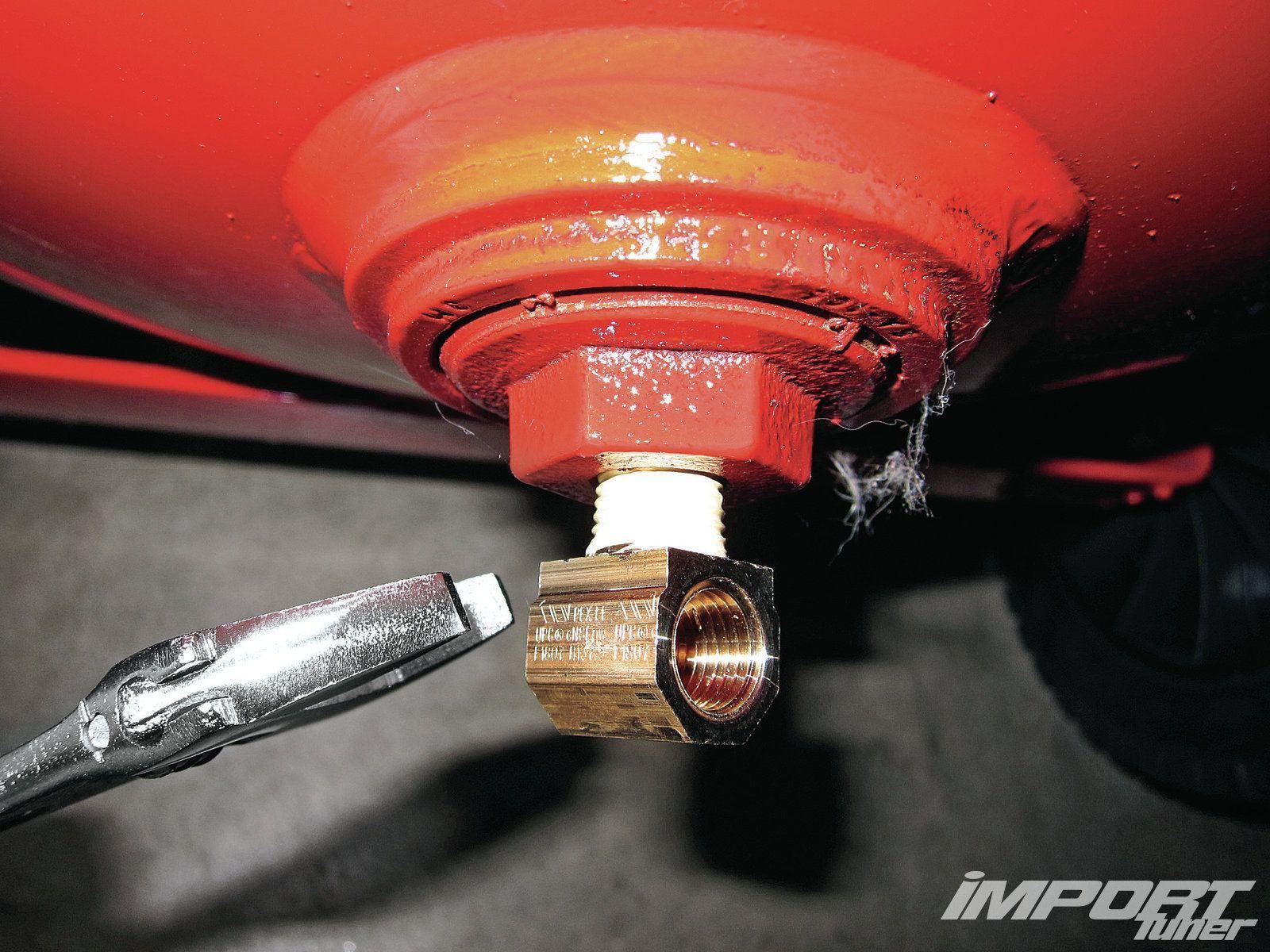 Home Air Compressor Modification Import Tuner Magazine