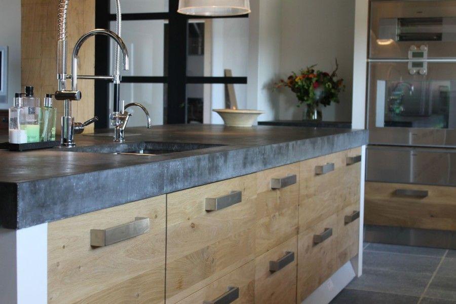 houten keukens van koak design keuken pinterest kitchens kitchen drawers and counter top. Black Bedroom Furniture Sets. Home Design Ideas