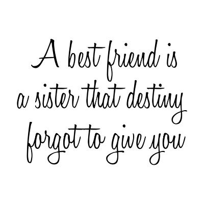 Sisters From Another Mother Friendship Pinterest Friend