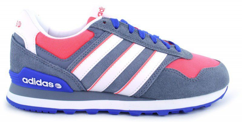 adidas 10K blauw-roze Dames Sneaker #damesschoenen ...