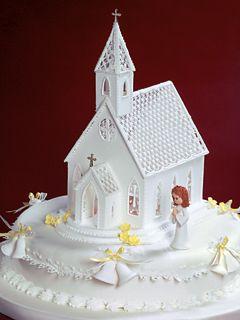 tortas de comunion utilisima