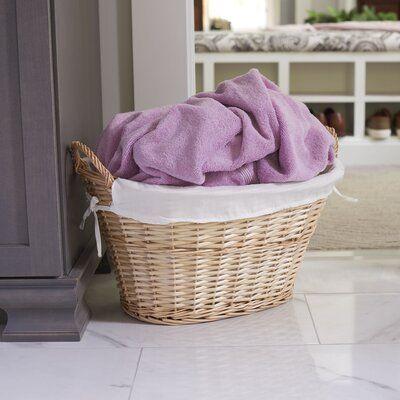 Beachcrest Home Joss Main Essentials Laundry Basket Laundry