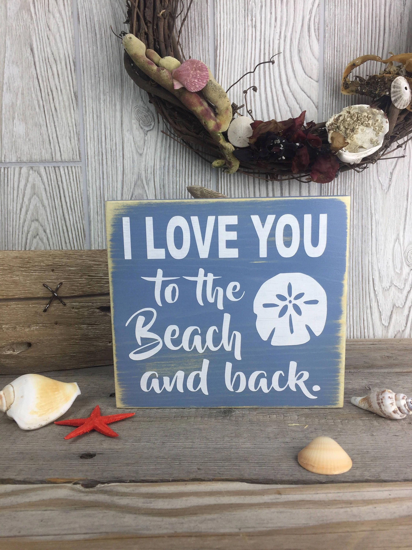 Beachsignsforhome with images beach house gift beach