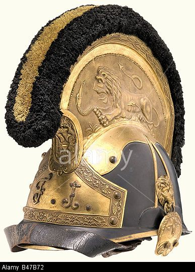 676c1a695ea A helmet for a cuirassier officer