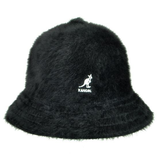 The furry Furgora Casual combines our iconic fabric   bucket hat shape to  create a true Kangol® original. The Casual is the hat that was on… e8c171da8ba0