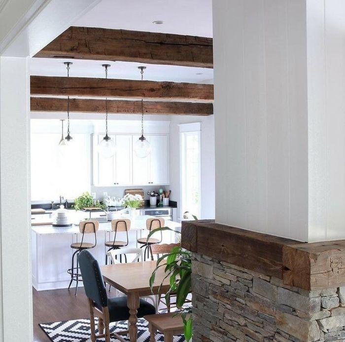 1001 ideas de decorar las cocinas abiertas al sal n for Cocina abierta al comedor y sala de estar