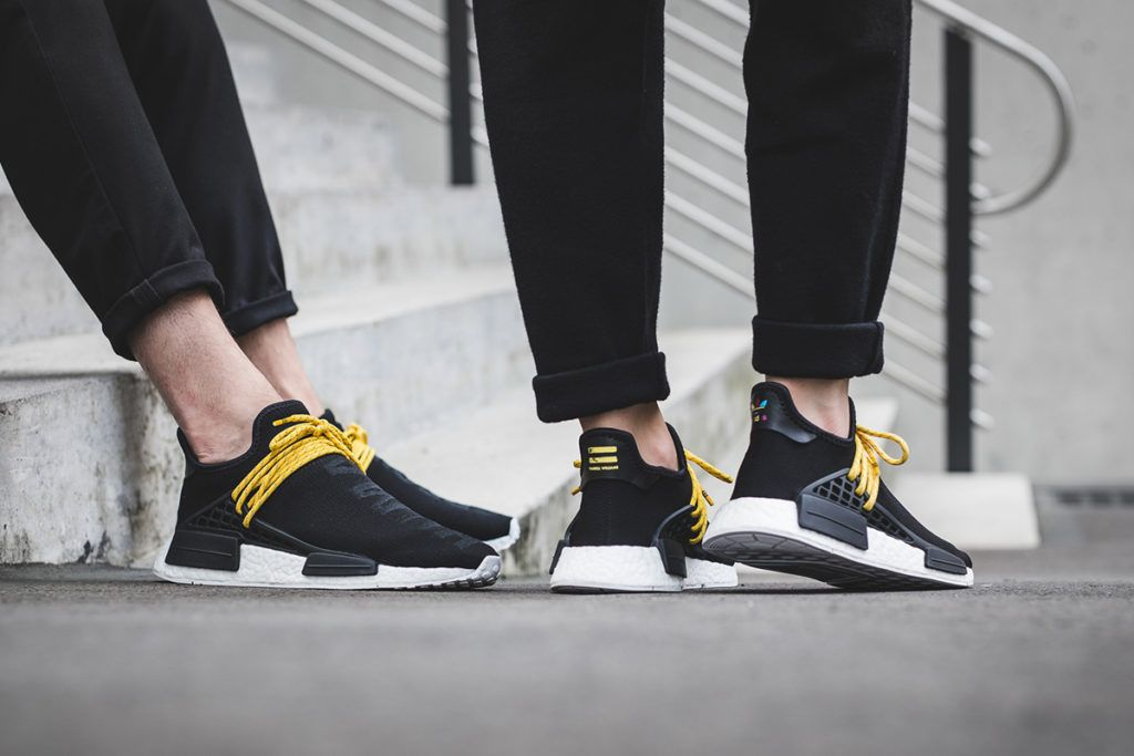 f53108c3005b On-Foot  adidas HU NMD x Pharrell Williams (September Releases ...
