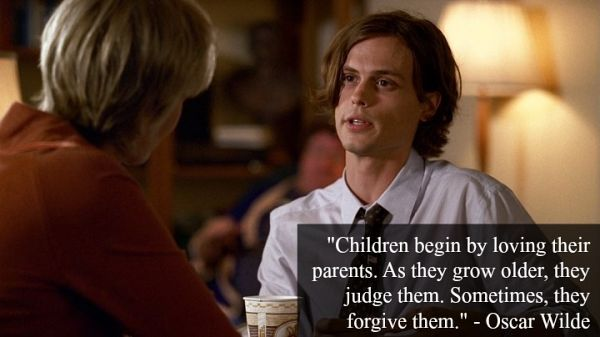 Criminal Minds Quotes | 5 Criminal Minds Quotes To Remind You That Family Is Paramount