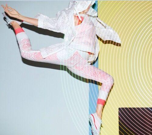 Stella McCartey para Adidas http://www.modactual.es