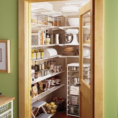 غرف التخزين من المطبخ والغسيل الملابس وحتى الكراج  2012   منتديات