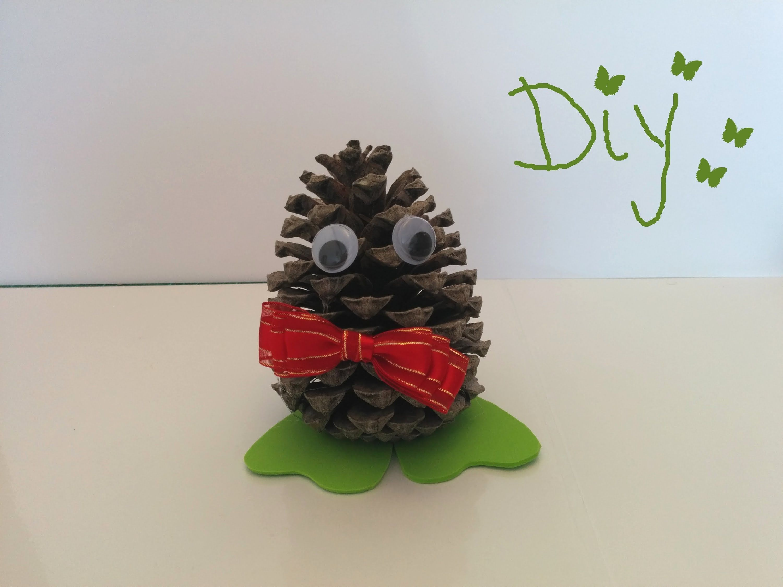 Adornos Navidad 1 Decoracin Navidea A Mano Con Materiales De - Pias-navidad