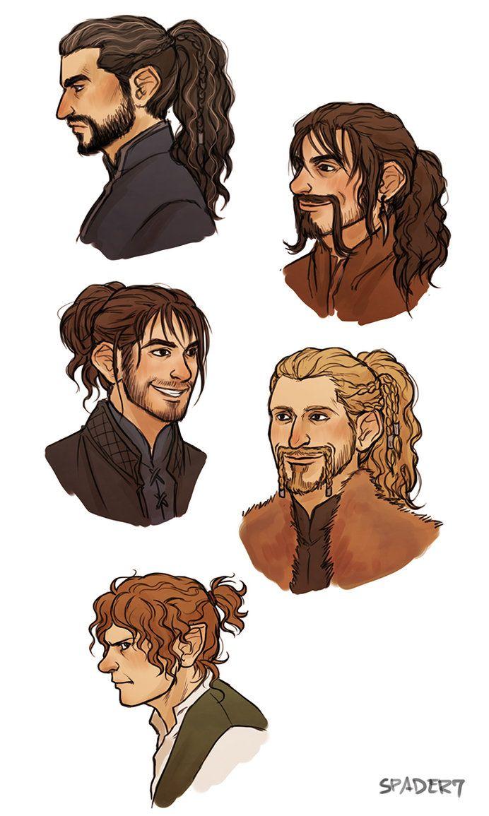 I M Drawing Too Much Hobbit Fanart Gosh W Reblog On Tumblr
