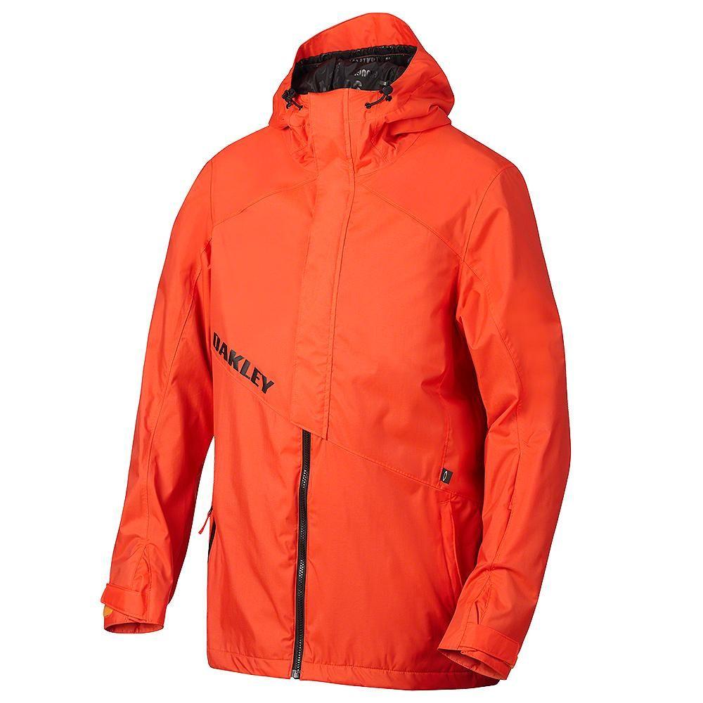 Oakley Jigsaw BioZone Shell Snowboard Jacket (Men's) | Peter Glenn