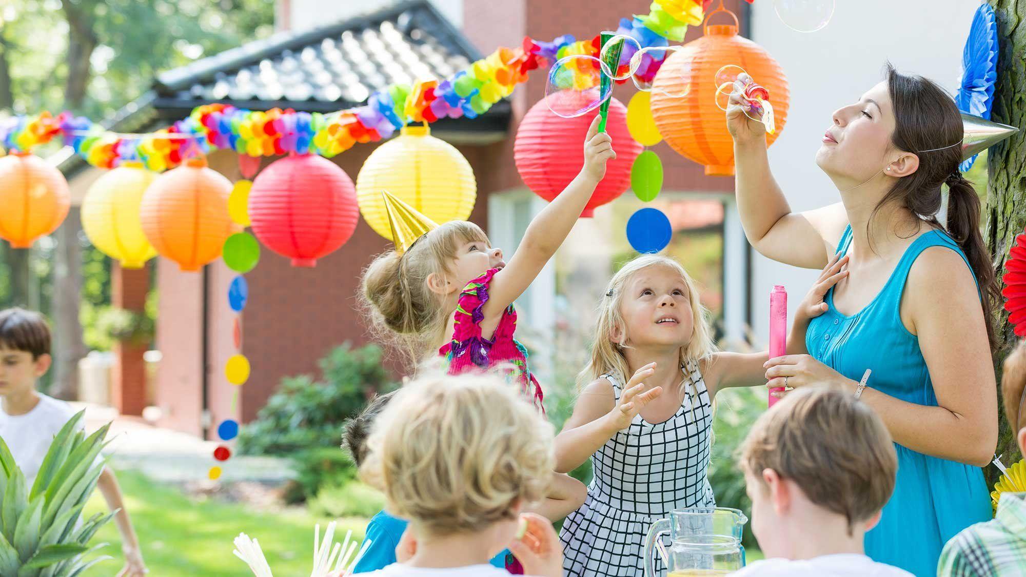 Jeux anniversaire enfant : des jeux en intérieur pour les 4-7 ans en 2020   Jeu anniversaire ...