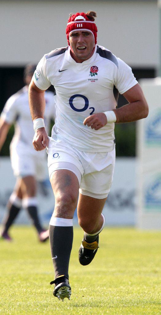 Will Collier Photos: England v France - IRB Junior World Championship