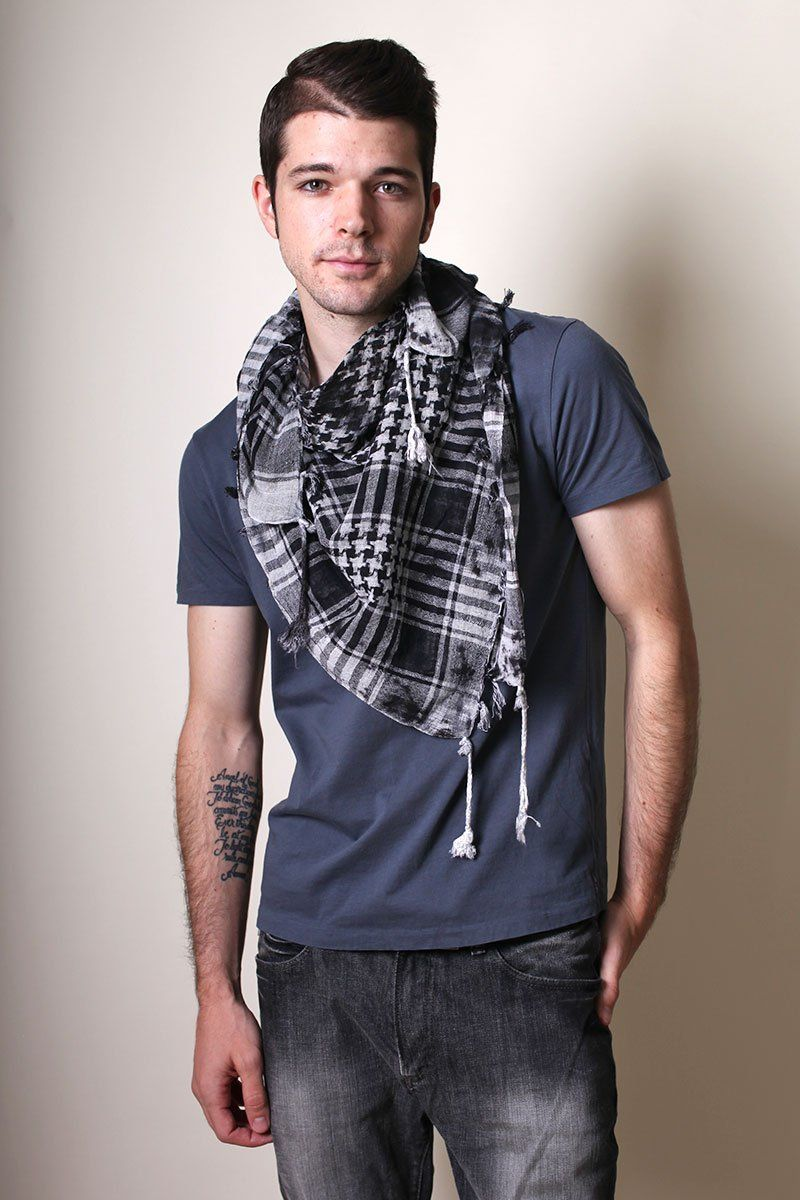 Men's Charleston Extreme Rugged Square Cotton Shemagh