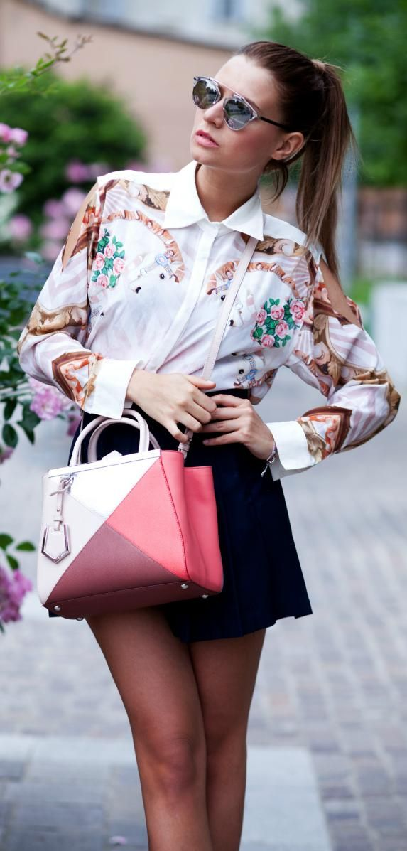 Pink Everywhere -   The Fashion Fruit