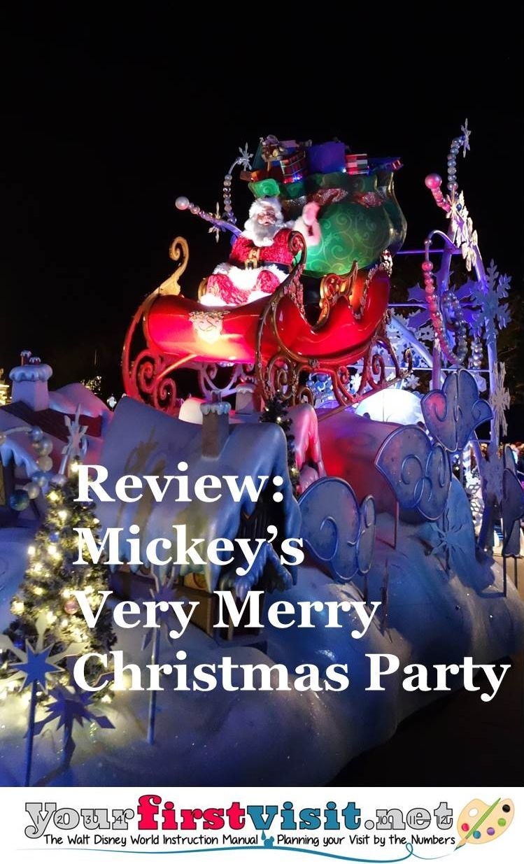 Review The 2018 Edition Of Mickey S Very Merry Christmas Party Mvmcp Yourfirstvisit Net Mickey S Very Merry Christmas Mickeys Very Merry Christmas Party Very Merry Christmas Party