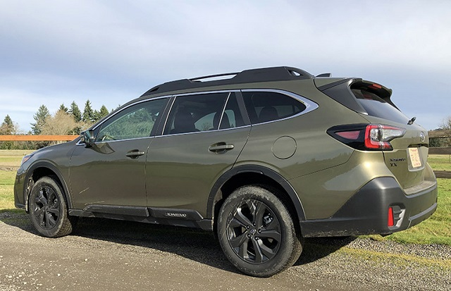 2021 Subaru Outback Update Changes Hybrid Specs Us Suvs Nation In 2020 Subaru Outback Subaru Outback