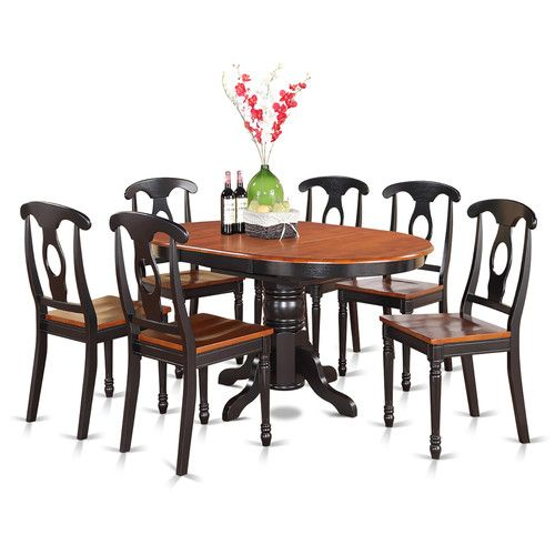Found It At Wayfair Aimee Piece Dining Set Furniture Pinterest - Wayfair black dining table