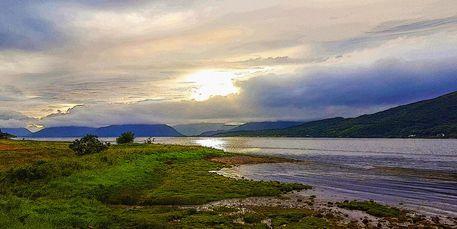 'Loch Leven |  Highland/Scotland' von Dirk h. Wendt bei artflakes.com als Poster oder Kunstdruck $23.37