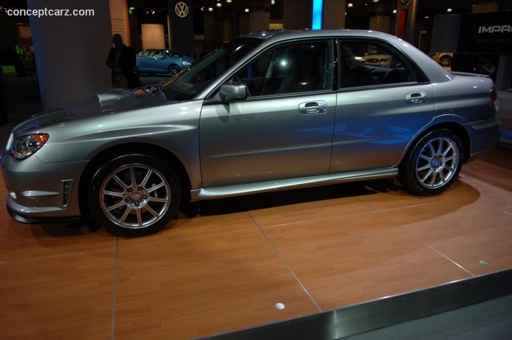 Subaru Wrx Sti | Home : Vehicles : 2007 Subaru Impreza WRX STI Limited