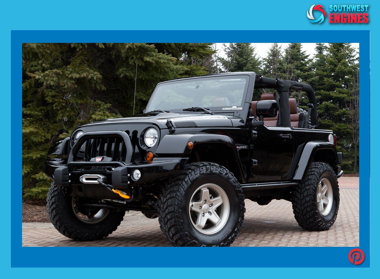 SouthwestEngines Jeep Two door jeep wrangler, Jeep