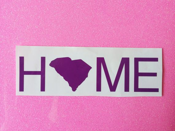 Hey, I found this really awesome Etsy listing at https://www.etsy.com/listing/236467580/home-state-decal-heart-state-decal