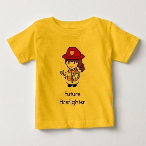 Future Firefighter Infant T Shirt, Hoodie Sweatshirt