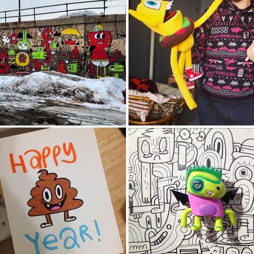 Blog do Oda: 5 Ilustradores que você precisa seguir no Instagram