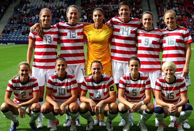 History of the United States women's national soccer team