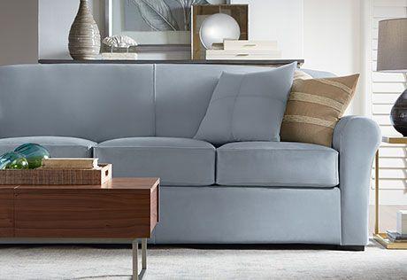 Ultimate Stretch Suede Three Piece Sofa