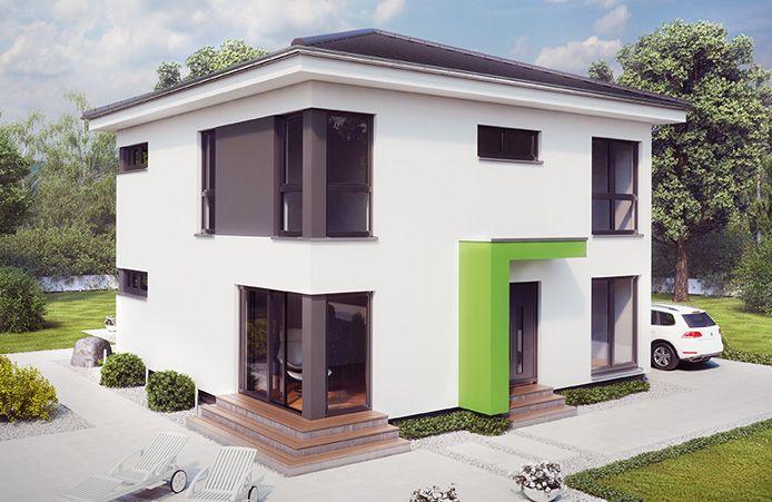 massa Stadtvilla Ausbauhaus   Haus   Pinterest   Städte