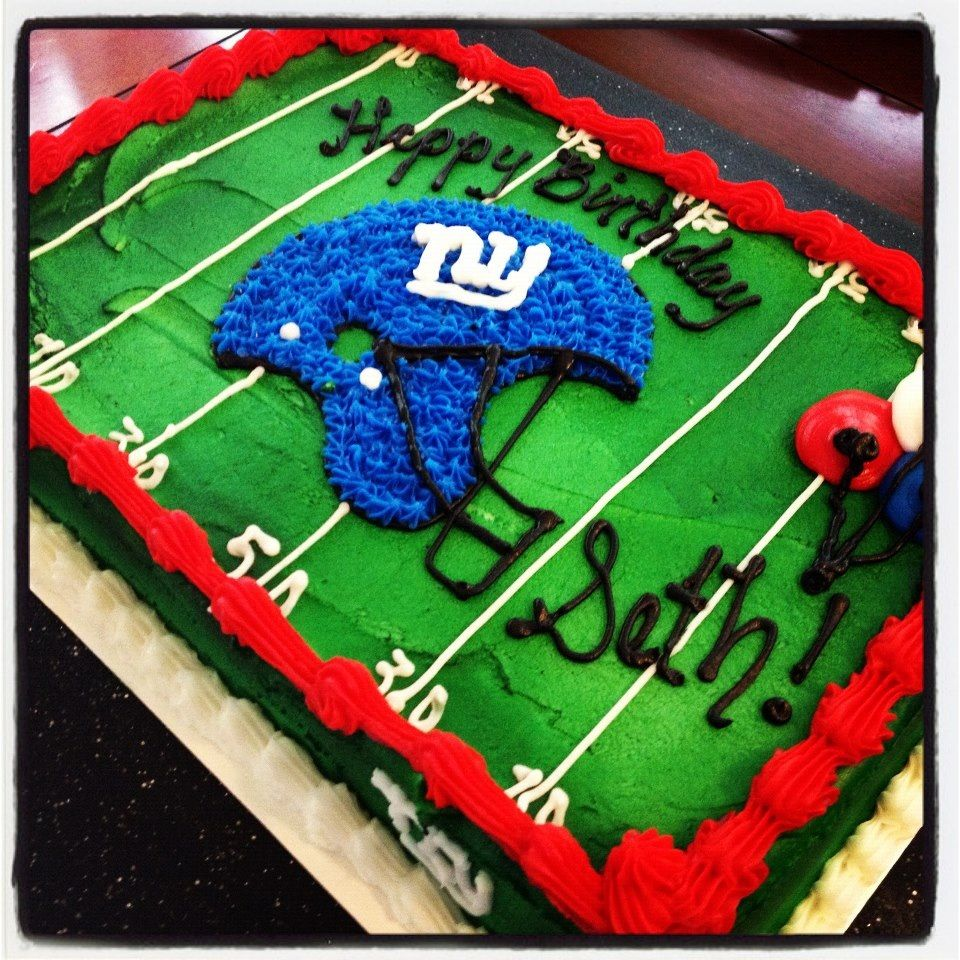 College Park Maryland Kids Pinterest Ny giants cake Giant