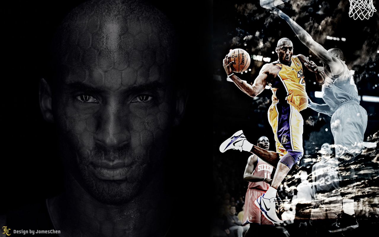 Kobe Bryant Wallpaper iPhone wallpapers Pinterest