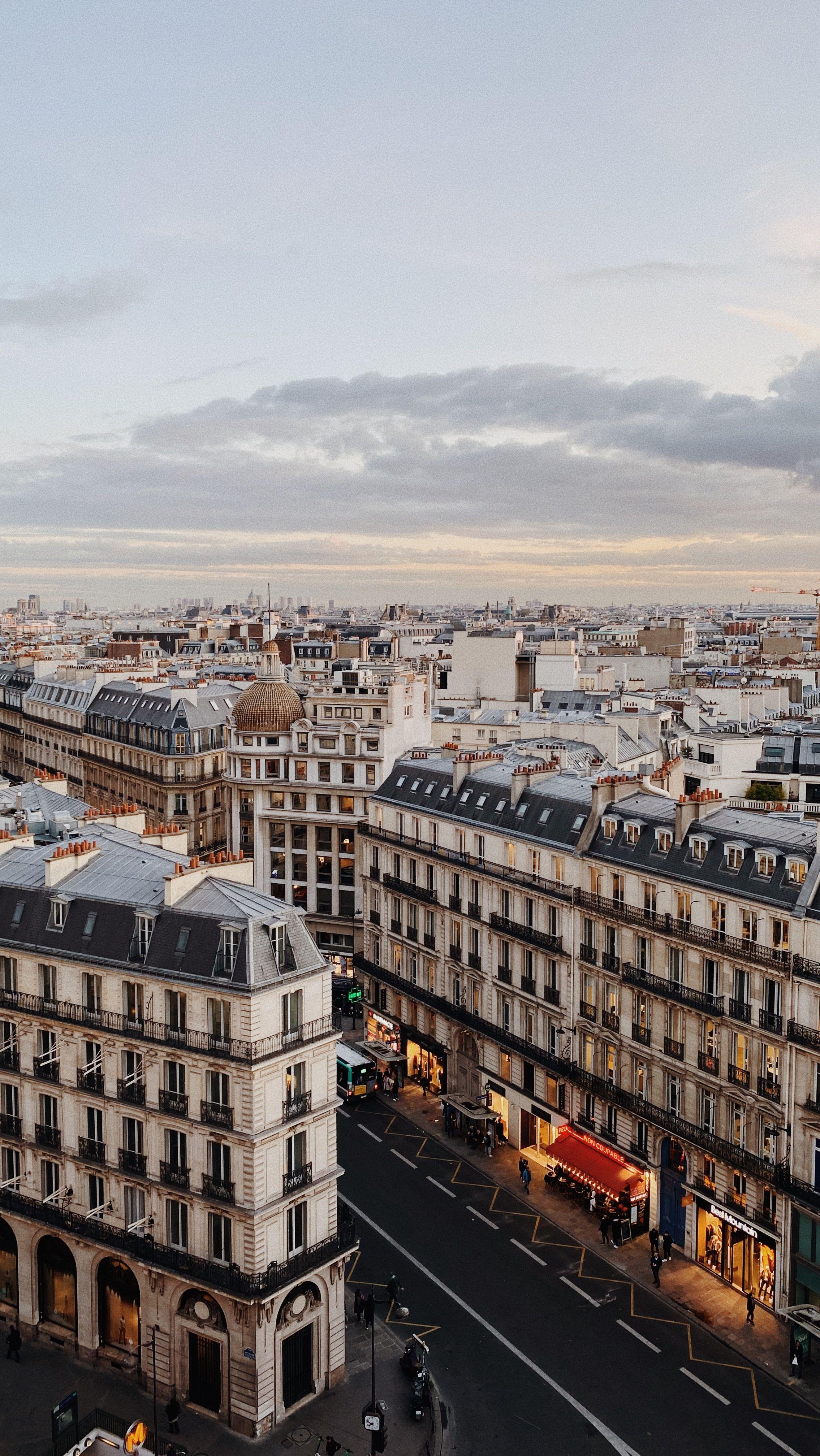 Paris View Travel Aesthetic Paris Travel Paris