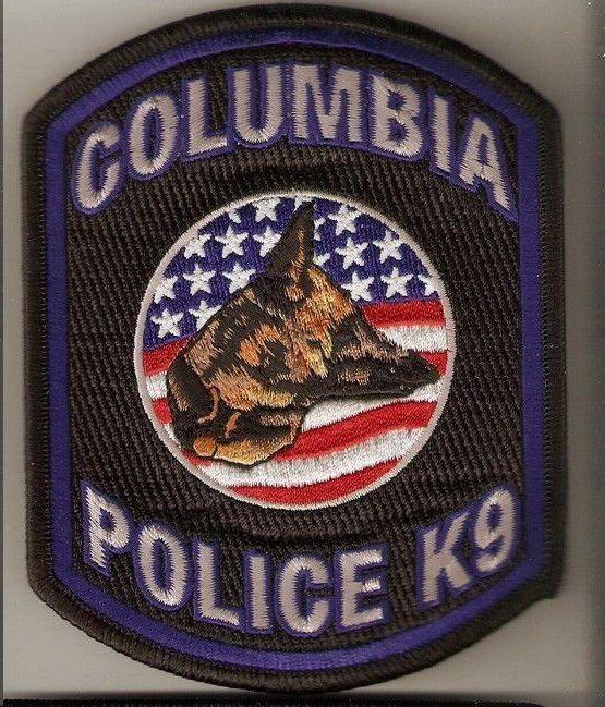 columbia sc k9