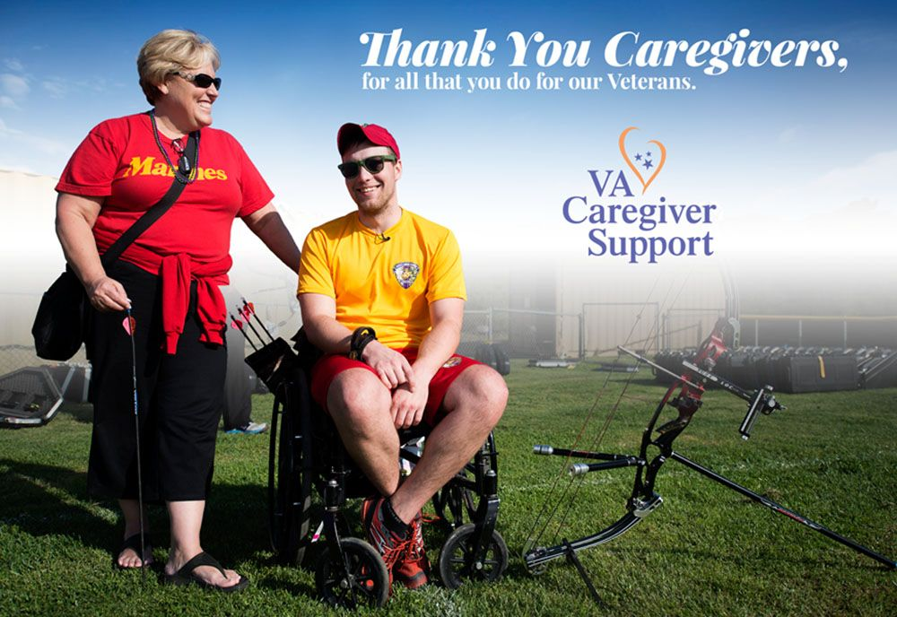 Honoring Family And Friends Who Care For Veterans Caregiver