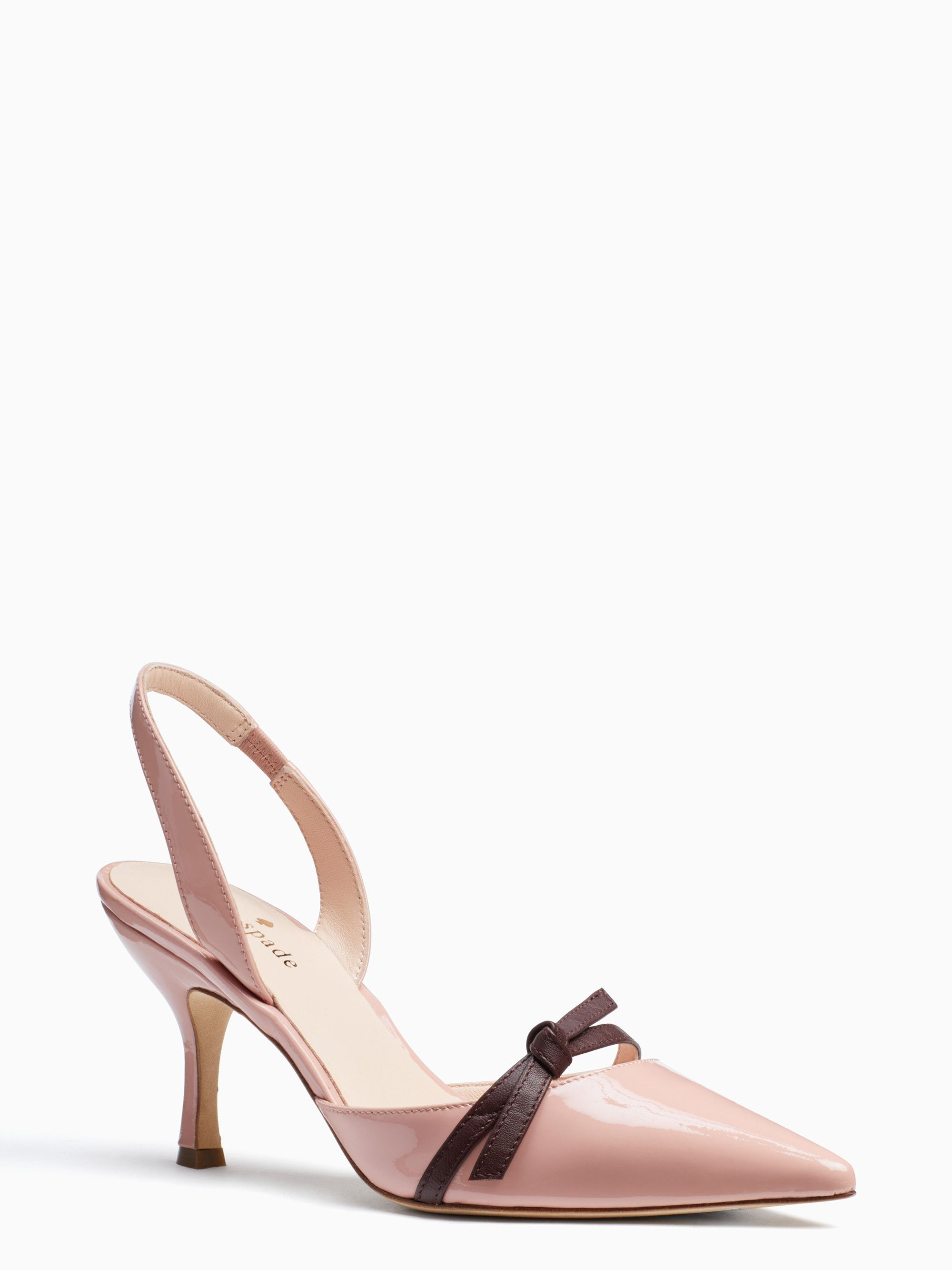 Sibelle Heels From Kate Spade New York Heels Pointed Toe Shoes Crazy Shoes