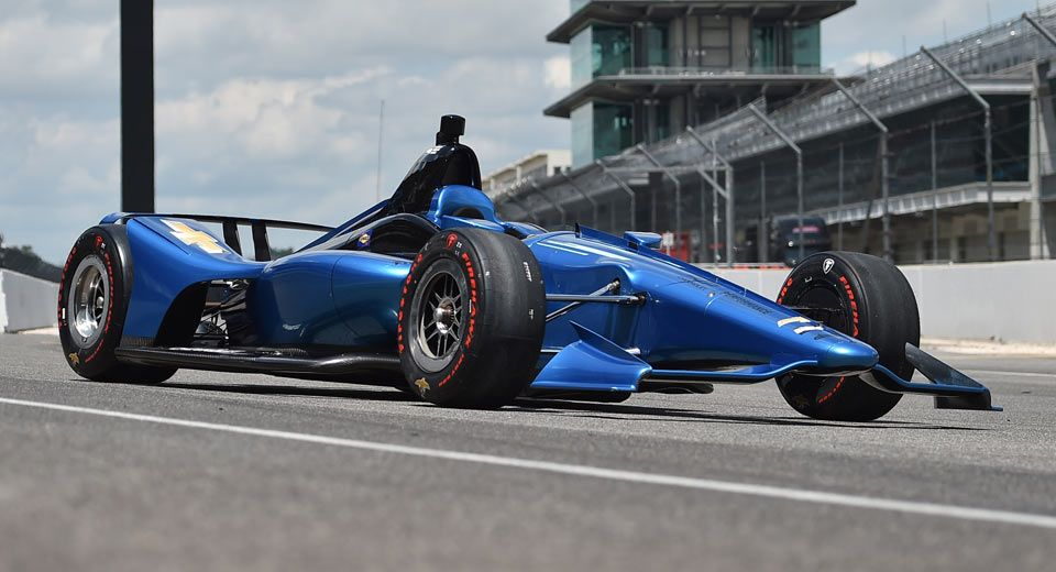2018 Indycar Next Debuts Bold Aero Changes Carscoops Indy Cars Indy Car Racing Car Photos