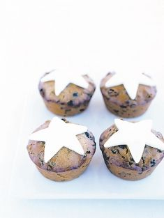 little christmas cakes - recipes - donna hay