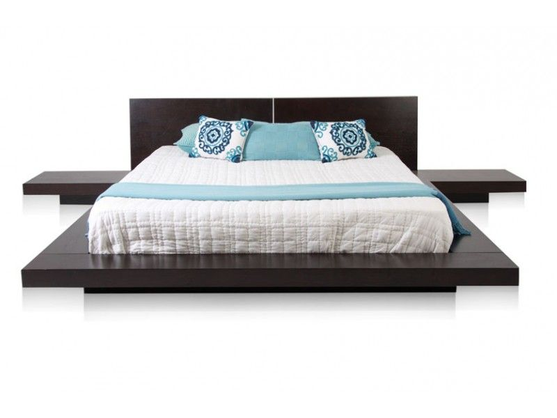 Chic On The Floor Modern Bed Contemporary Bed Modern Bedroom